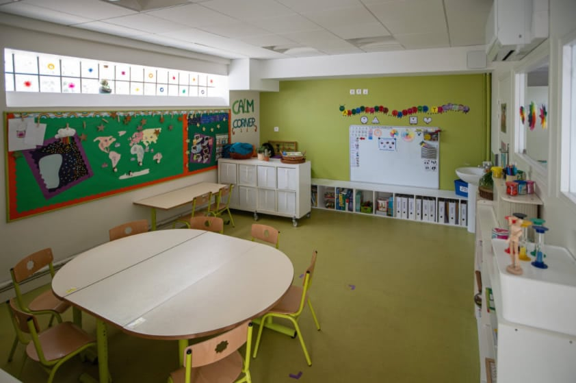 Rainbow School Paris - Bilingual School - Ouest de Paris