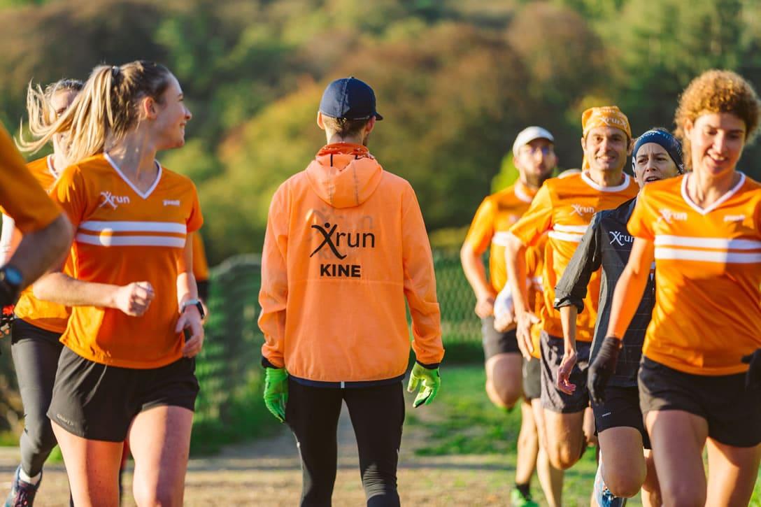 XRUN Entrainement course a pied trail