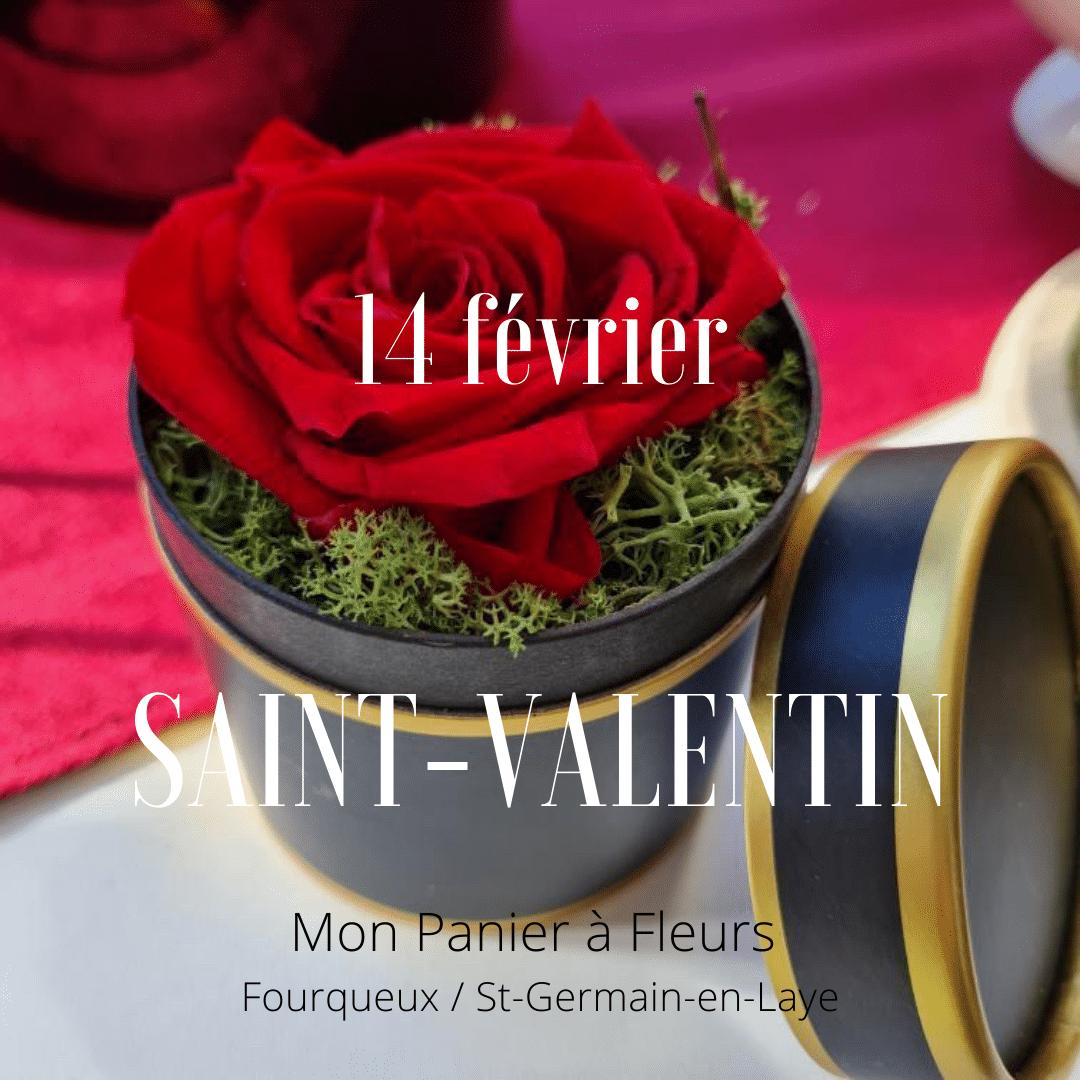 Cadeaux Saint Valentin Ouest de Paris