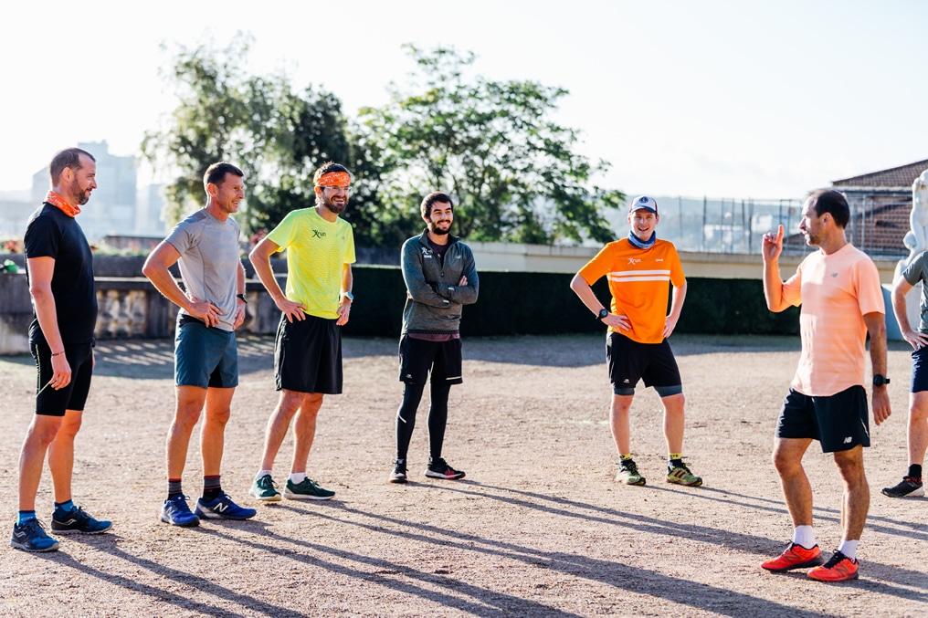 Coach-kiné - Le running _ Xrun