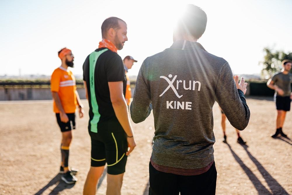 Coach-kiné - Le running avec Xrun