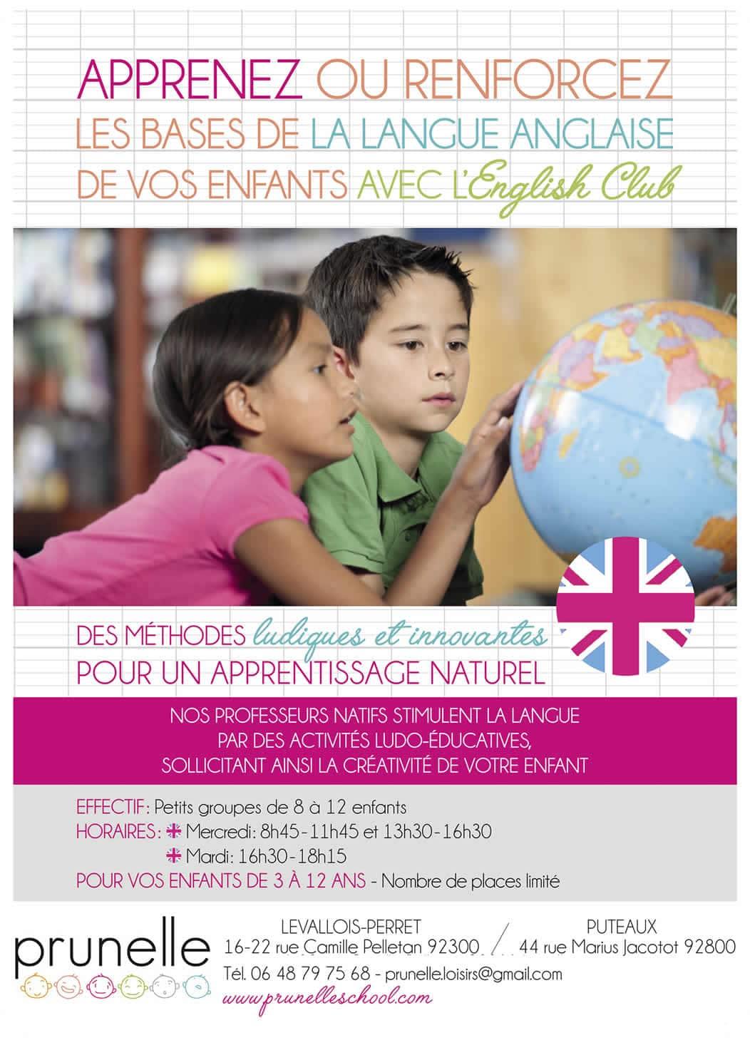 Prunelle School Montessori ouest de paris