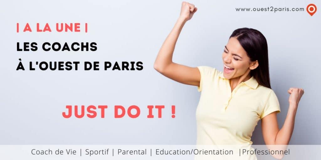 Coach à l'Ouest de Paris