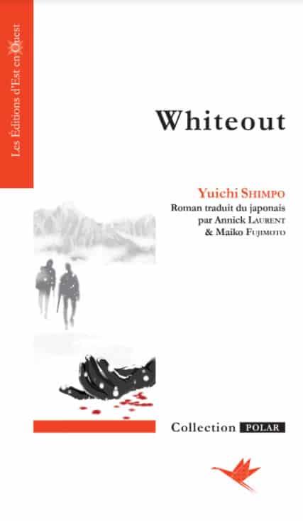 Editions de l'Est en Ouest - Whiteout