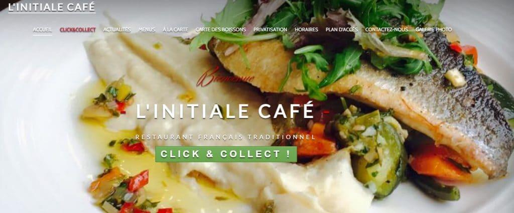L'Initiale café à Boulogne