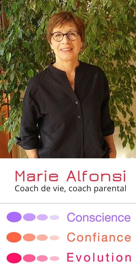 Marie Alfonsi Coach Pde vie - Coach parentalité ouest de Paris Louveviennes