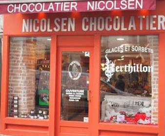 Nicolsen chocolatier saint germain en laye