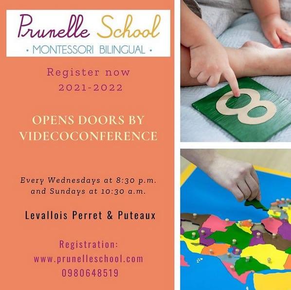 Prunelle School Paris Ouest