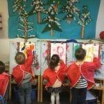 Busy Bees à Saint Germain en Laye - English Pre-school
