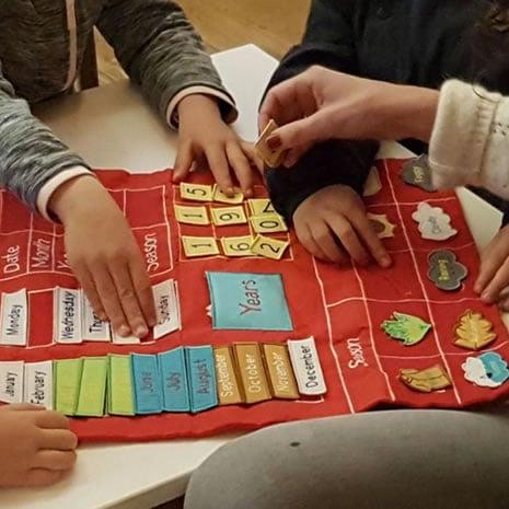 Ecole Montessori Internationale - de Suresnes à l' Ouest de Paris