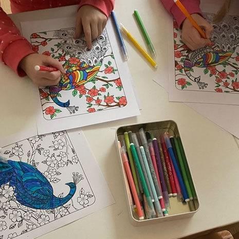 Ecole Montessori Internationale - de Suresnes Ouest de Paris