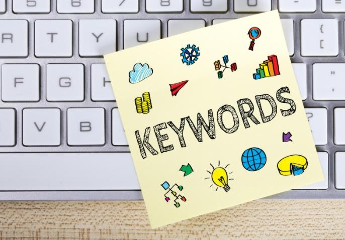 Keywords Referencement web
