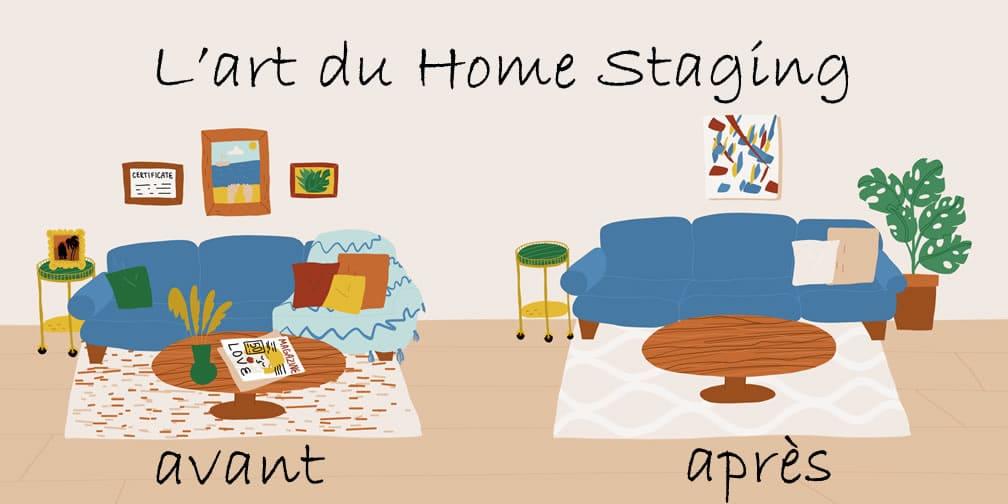 Le Home Staging ouest de Paris