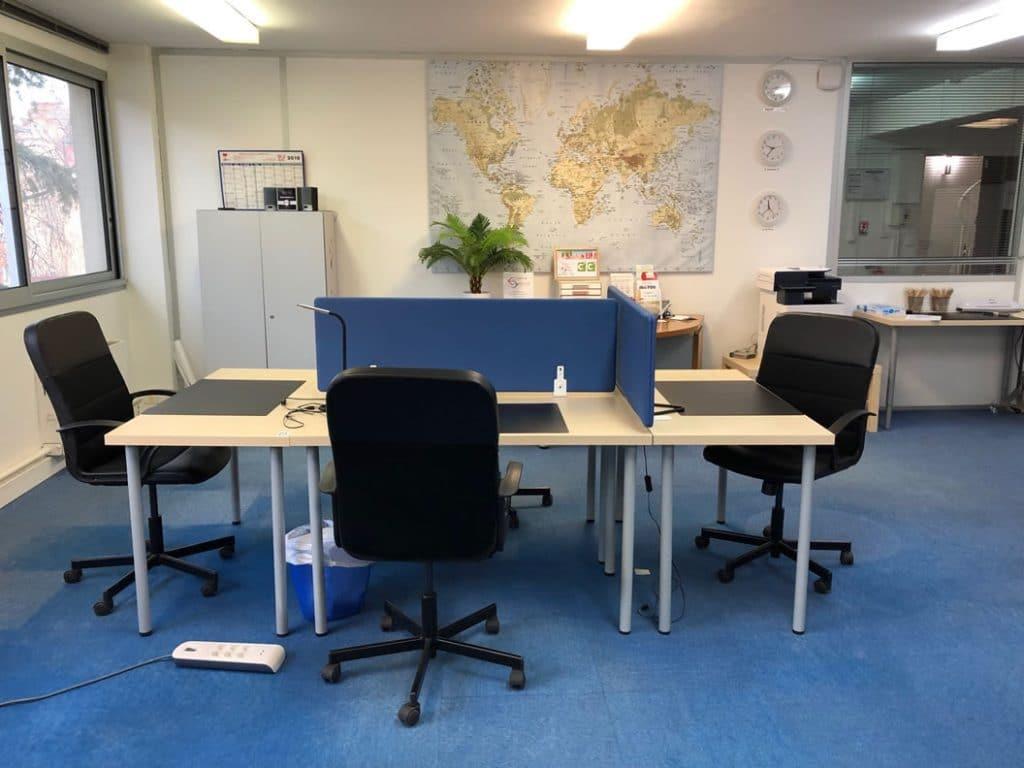 Sogedor Service - Coworking Rueil Malmaison
