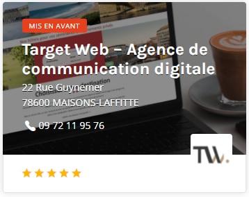 TARGET WEB sur ouest2paris