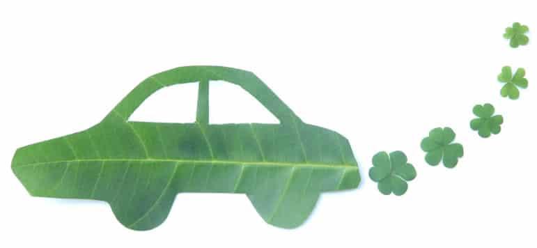 Voiture Verte Greenwashing