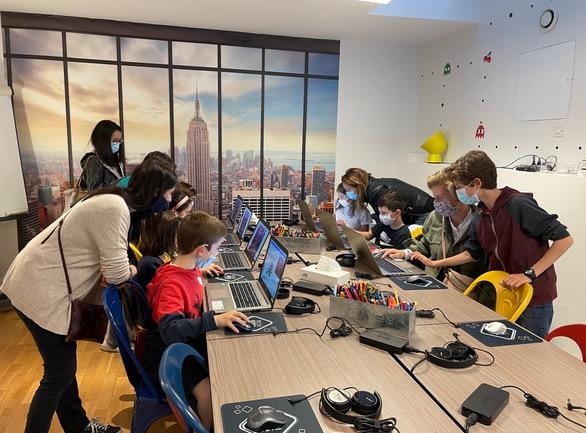 Techkids academy portes ouvertes