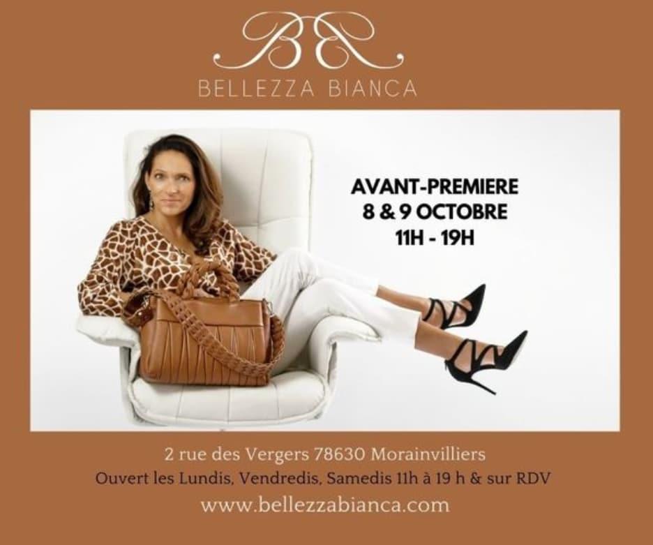 Bellezza Bianca - Sac et Accessoires - Morainvilliers Paris Ouest
