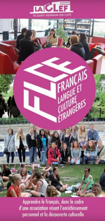 FLCE Français Langue et Culture Etrangeres - Saint Germain en Laye
