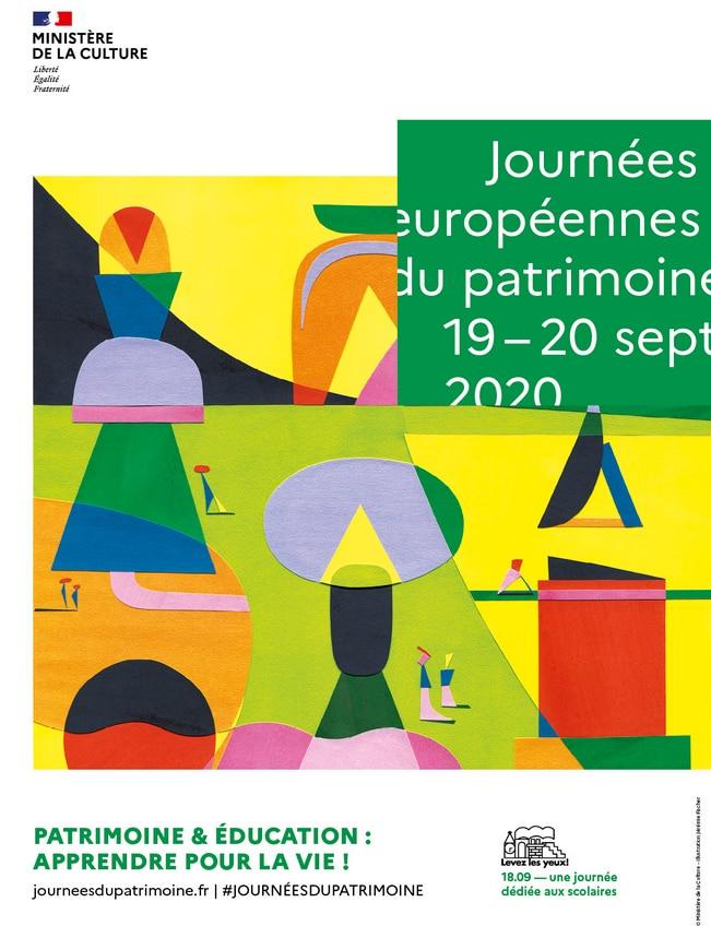 Journée du patrimoine 2021 Paris ouest