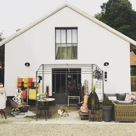 La Maison Zapallar un Concept Store - Orgeval