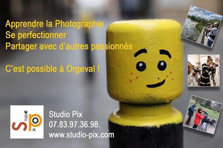 Studio Pix - Cours de Photo a Orgeval Paris ouest