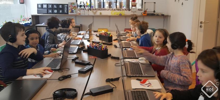 Tech kids Academy Saint Germain en Laye - Paris Ouest