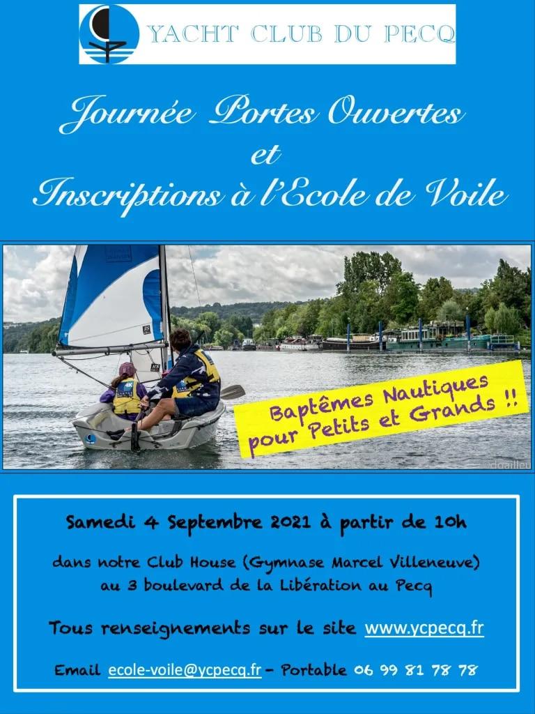 ycpecq Yacht Club du Pecq - Ecole de Voile Le Pecq Ouest de Paris