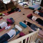 Gite - La Canopee - Mareil Marly Paris Ouest - Yoga