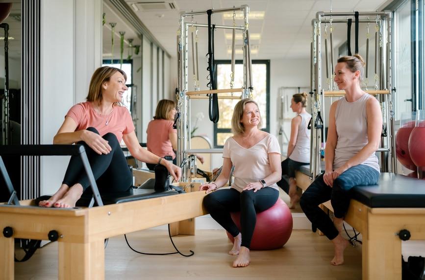 Pilates Ouest Bien Etre - L'équipe des professeurs