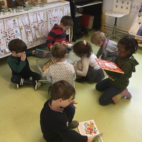 Busy Bees - Saint Germain en Laye - English Pre-school