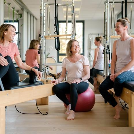 Fourqueux Pilates Ouest L'équipe de professeurs
