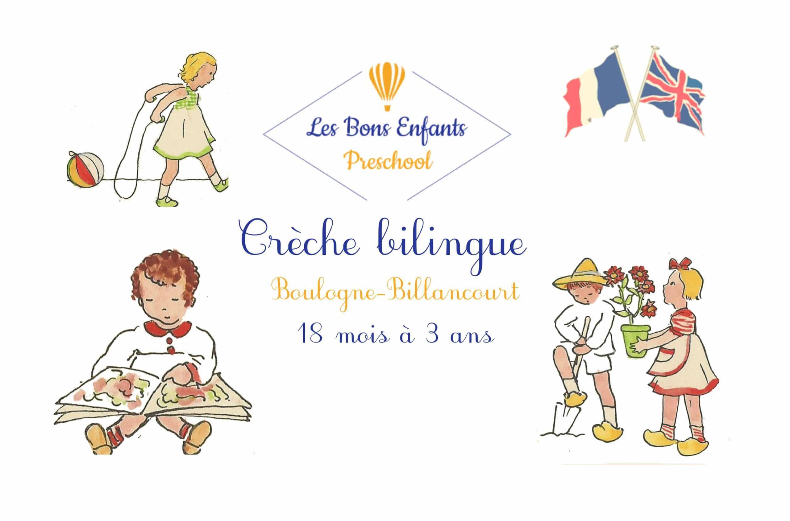 Preschool _ Les bons enfants Boulogne Billancourt