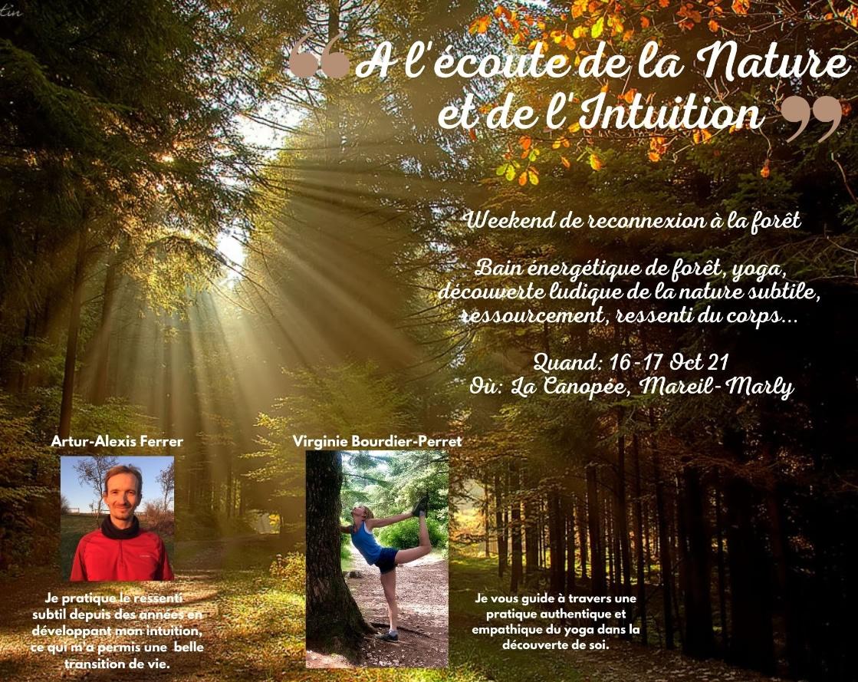 A l'ecoute de la nature et de l'intuition - Alexis Ferrer