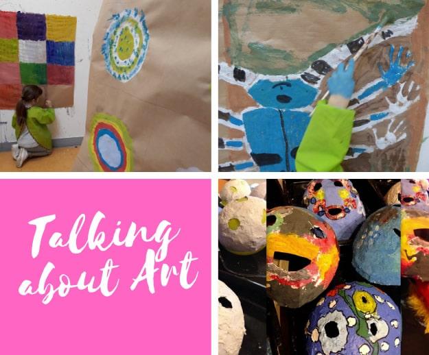 Art in English with Anita - FEUCHEROLLES _ Paris ouest
