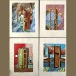 Atelier 26 - Atelier d'art - Chatou impasse de la Faisanderie 1