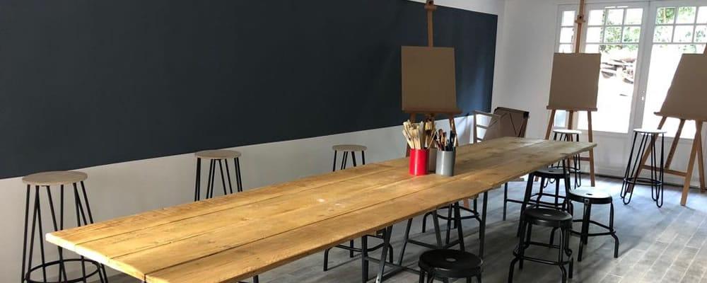 Atelier 26 - Atelier d'art - Chatou impasse de la Faisanderie