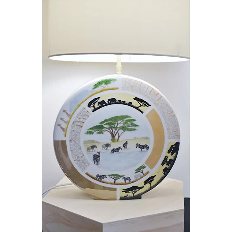 Fleur de Kaolin - Peinture sur Porcelaine