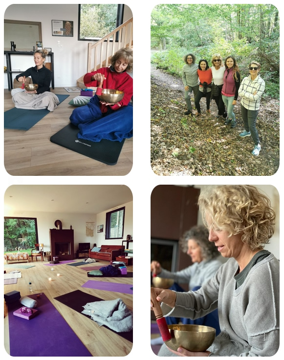 Yoga with Gina Paris ouest