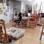 Atelier piece unique - Cours de Peinture - Saint germain en Laye